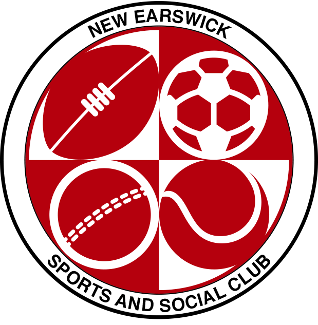 New Earswick All Blacks Logo